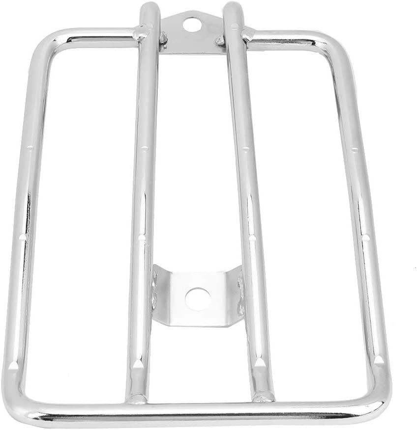 cheap Motorcycle Luggage Rack Carrier Su Brand new Rear