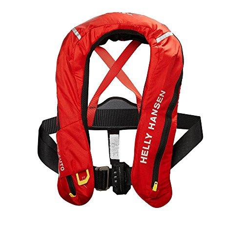 Helly Hansen Sailsafe Inflatable Inshore Chaleco Salvavidas, Hombre, Rojo Alerta, STD