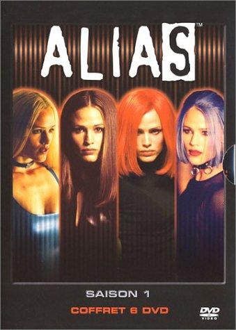 Alias - L'Intégrale Saison 1 (22 épisodes dont le pilote) - Édition 6 DVD