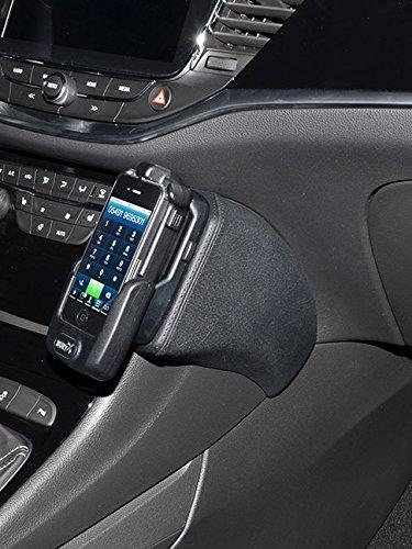 KUDA 2105 Halterung Kunstleder schwarz für Opel Astra K ab 2015