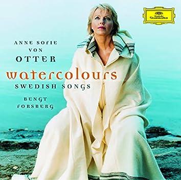 Watercolours . Swedish Songs