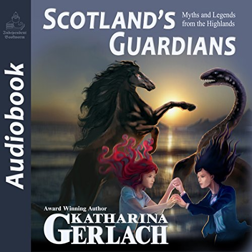 Scotland's Guardians audiobook cover art