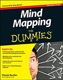 Mind Mapping For Dummies by [Florian Rustler, Tony Buzan]