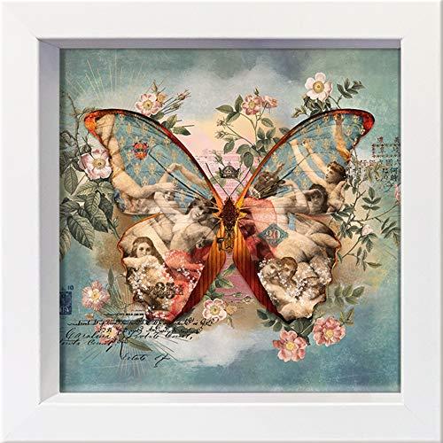 International Graphics - Postal enmarcada - André, Sanchez - ''Metamorphoses III''- 16...
