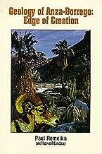 جيولوجية أنزا - بورغوا: حافة الإبداع (دليل تاريخ صحراء طبيعي كاليفورنيا)