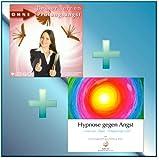BESSER LERNEN OHNE PRÜFUNGSANGST + HYPNOSE GEGEN ANGST (Hypnose-Audio-CDs) -- doppelte Kraft gegen Angst und Prüfungsangst!