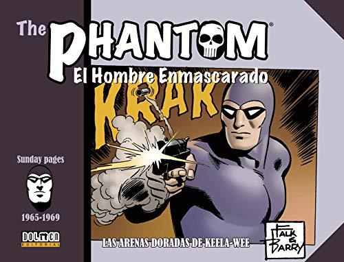 The phantom el hombre enmascarado 1965 1969 las arenas doradas