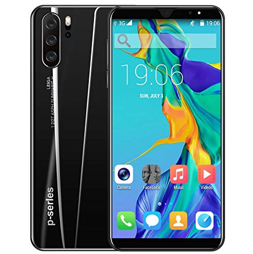 AKDSteel 5.8Inches P33Pro Smart Mobile Phone 4G+64G Android 8.1 Air Distance Gesture Bluetooth 2.0 Phone black European…