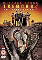 Tremors 4: The Legend Begins [DVD]