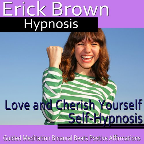 Love and Cherish Yourself Self-Hypnosis Titelbild