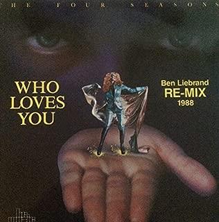 The Four seasons Who Loves You Ben Liebrand Remix 1998 feat. Frankie Valli BR Music posts Nijkerk Holland Belgie