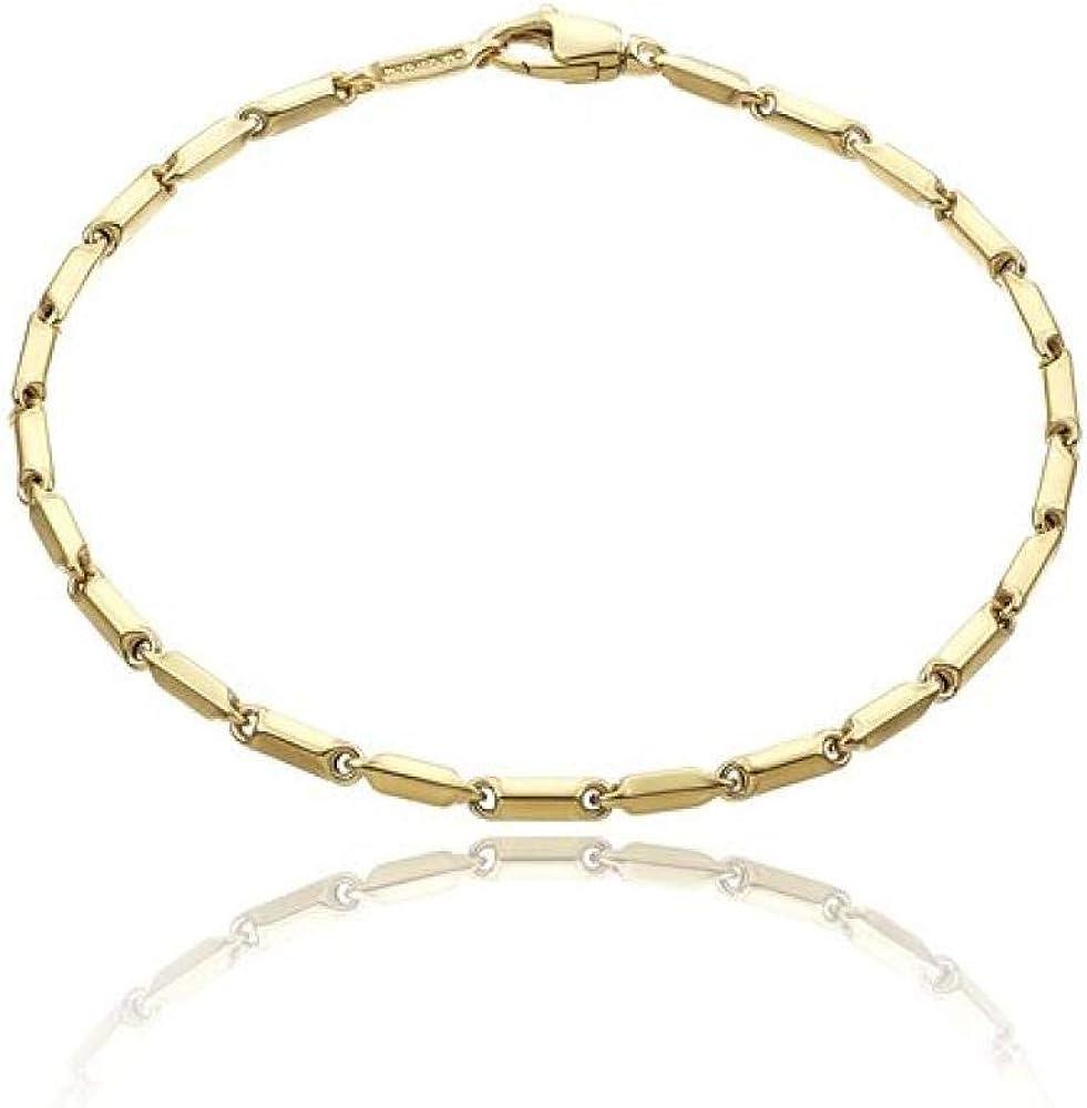 Chimento,bracciale per donna ,in oro giallo 18k(2,9) della linea bamboo 1B02665ZZ1180