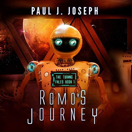 Romo's Journey Audiobook By Paul J. Joseph cover art