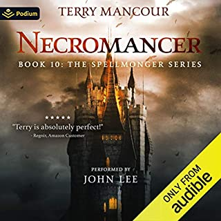 Necromancer cover art