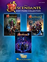 The Descendants Easy Piano Collection: Music from the Trilogy of Disney Channel Motion Picture