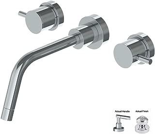 Watermark Loft Wall Mount Lavatory Faucet Polished Chrome