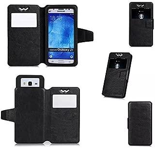 FIGO Atrium 5.5 case, KuGi ® High quality universally PU cover + TPU Case for FIGO Atrium 5.5 inch smartphone. (Black)