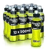 Powerade Citrus Charge - Drink isotonische Sport erfrischende Zitrus-Aroma - Flasche 500 ml