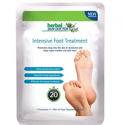 Herbal Skin Doctor Intensive Foot Treatment Sachets Most Effective Treatment Powerful Herbal Treatment Foot Treatment Spa Foot Spa Treatments Foot Treatment