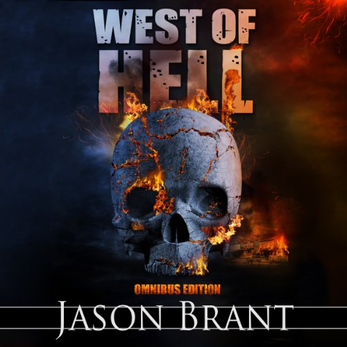 West of Hell Omnibus Edition audiobook cover art