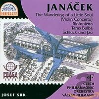 ヤナーチェク:ヴァイオリン協奏曲(魂のさすらい)