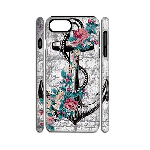 Generic Compatible toDesign Anchor 2 For Man Popular Plastic Phone Shells iPhone 6 6s 4.7inch