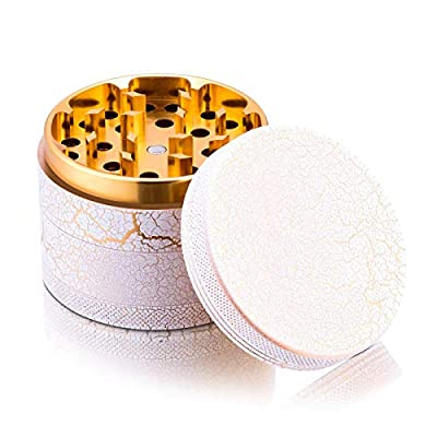 Herb Grinder, Aerial-Specification Aluminum All...