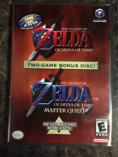 The Legend of Zelda: Ocarina of Time (w/ Master Quest)