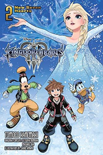 KINGDOM HEARTS III 3 THREE LIGHT NOVEL 02 (Kingdom Hearts III Light Novel)