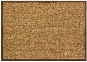 50x80cm Nordic Simple sisal Doormat Rug Carpet Straw mat Hallway Rug pad Multi-Usage Decorative Living Room Carpet (Color ...