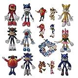 Figura de Sonic Sonic Supersonic Mouse Sonic Kid Juego Personaje Mano Oficina Aberdeen Decoración Mo...