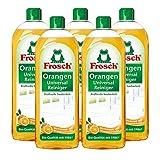 5x Frosch Orangen Universal Reiniger 750 ml