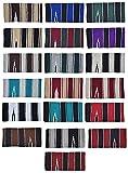 netproshop Navajo Westerndecke Baumwolle Sattelunterlage Satteldecke, Farbe:Schwarz/Lila