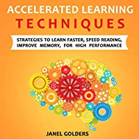 Accelerated Learning Techniques Front Cover