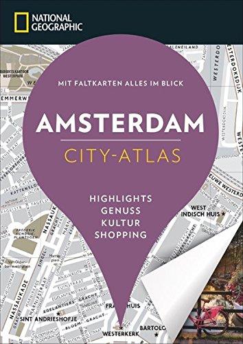 NATIONAL GEOGRAPHIC City-Atlas Amsterdam