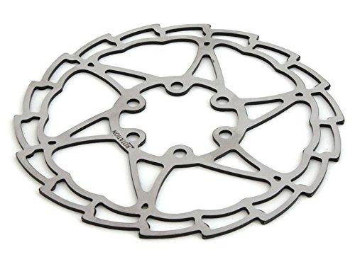 El Gallo Components Saw–Disco Freno per Bicicletta, 180mm