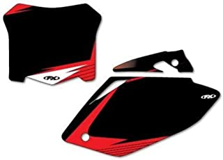 Best crf250r number plate graphics Reviews