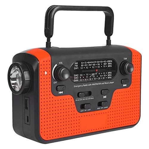radio enchufe de la marca DAUERHAFT