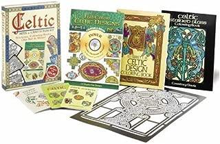 Celtic Arts & Crafts Fun Kit (Dover Fun Kit)