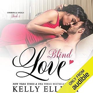 Blind Love audiobook cover art