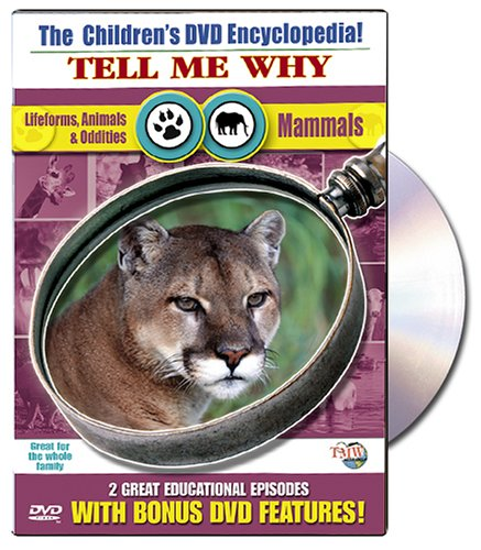 Tell Me Why: Lifeforms Animals & Oddities & Mammal [DVD] [Import]