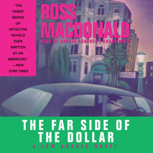 The Far Side of the Dollar audiobook cover art