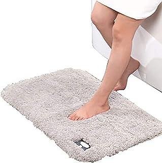 家で人気のあるバスルームカーペット滑り止め軟水吸収性フロアマットぬいぐるみ..ランキングは何ですか