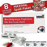 vereins-Fahne ist jetzt das MAXIMAL SPAß Paket für Fortuna-Fans by Ligakakao.de