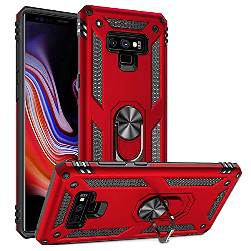 Galaxy Note 9 Case Military Grade Drop Impact Tested Armor 360 Metal...