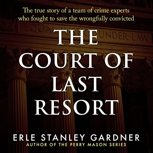 The Court of Last Resort audiobook cover art