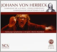 Herbeck: Symphony 4 in D Minor Orgelsymphonie