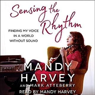 Sensing the Rhythm audiobook cover art