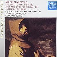 Vir Dei Benedicttus