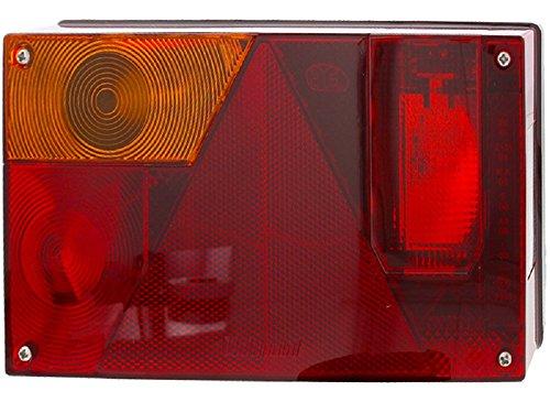 The Drive – 1 I Éclairage arrière gauche Multipoint 24–5000–007
